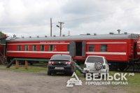 Туристический поезд «Северное сияние» приедет в Вельск