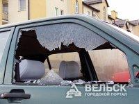 В Шенкурском районе произошло ДТП