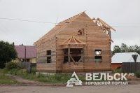 Строительство в г.Шенкурск