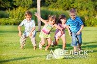 Детский спортивный праздник прошел в Вельске