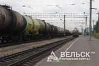 Вчера из Няндомы и Сольвычегорска вышли пожарные поезда