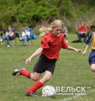 В Вельске состоялся футбольный праздник