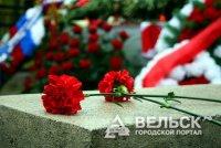 Памятник узникам совести в п.Коноша