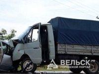 В Няндоме в аварии прогиб водитель