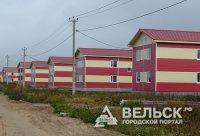 Четыре восьмиквартирных дома в Коноше ждут своих хозяев