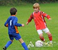 Няндомцы поучаствовали в кадетском футболе