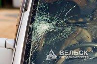 В Вельском районе при столкновении «Нивы» и «КАМАЗа» погиб водитель легковушки
