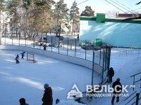 В Коноше общими усилиями строят спортивный клуб