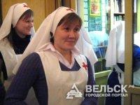 В Вельске слушатели воскресной школы займутся медициной