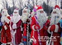 В Вельске выбирали Деда Мороза