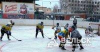 В Вельске стартовал 35 хоккейный сезон