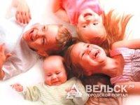 Вельские многодетные семьи объединились в одну «Семью»