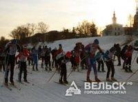 Вельчане приняли участие в соревнованиях по лыжным гонкам