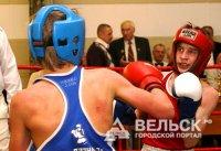 Вельчанин победил боксера из Новодвинска
