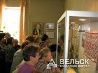 В Вельске открылась выставка о педагоге из семьи священника
