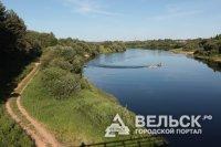 Вельск помогает Устьянам в строительстве мостов