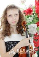 Вельчане приняли участие в Открытом областном конкурсе юных исполнителей