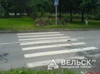 «Пешеходные» ДТП участились