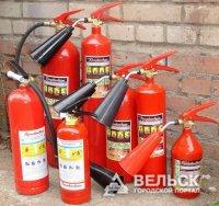 Жителей Няндомы научили новым приемам тушения пожара
