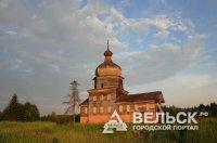 Спасение деревянного храма