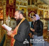 Устьянские паломники поклонились мощам