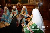 В Вельске появился новый епископ