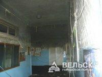 В Коноше горела школа
