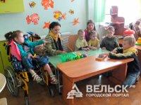 Готовимся к Международному дню инвалидов