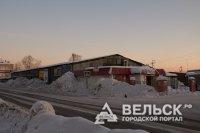 ДТП на автотрассе Долматово – Няндома