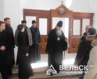 Епископ Василий в Вельске