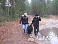Свалка в Приморском районе