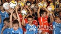 19 полей для мини-футбола откроют в Поморье