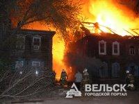 Соседская бдительность спасла от пожара