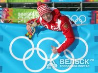 Поздравляем Александра Селянина с победой