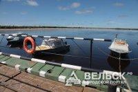В Шенкурске ремонтируют мост