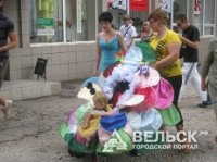 """Парад колясок"" на День города"