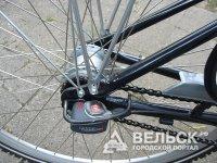 В Няндоме поймали вора велосипедов