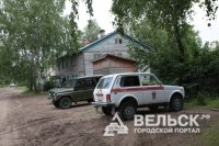 В Шенкурском районе поймали убийцу