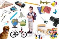 Конкурс «Помоги Мише собраться в школу»