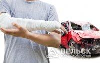 В Архангельской области за минувшие сутки произошло 4 ДТП
