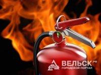 В Коноше в прошедшие выходные горели жилой дом и баня