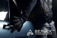 В Вельске сотрудники полиции задержали угонщика автомобиля